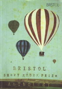 Bristol Short Story Prize anthology book jacket