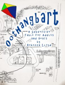 Oothangbart, the town and it's environs.